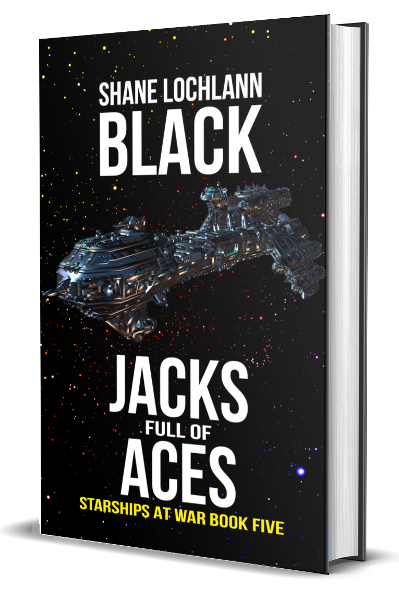 Jacks Full of Aces by Shane Lochlann Black